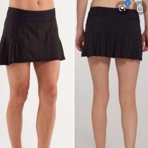 Lululemon Run Speed Skirt